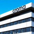 Besuch bei Croma
